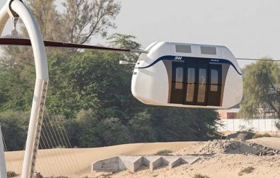 Traveling Pods Could Solve City Traffic Issues
